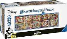 RAVENSBURGER WORLD'S LARGEST PUZZLE MICKEY THROUGH THE YEARS 40,320 PCS  #17828