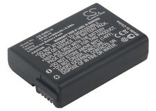7.4V battery for NIKON EN-EL14, D5100 DSLR, Coolpix P7700, D3100 DSLR, D3200 DSL