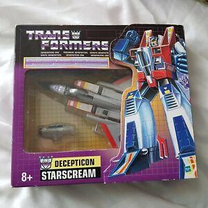 Transformers Commemorative Series - Starscream