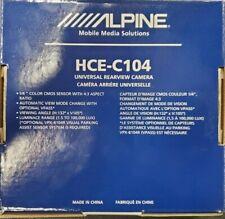 Alpine HCE-C104 Universal rear view camera