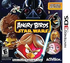 Angry Birds - Angry Birds Star Wars  (Nintendo 3DS)