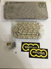 Regina Quad Chain Z-Ring 520 X 84 135Quad 1004 Series ATV Chain Gold