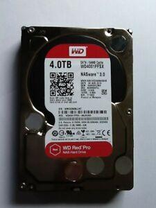 Western Digital WD Red 4TB 3.5'' Hard Drive (WD4001FFSX)