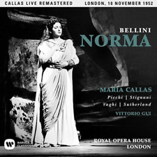 MARIA CALLAS-BELLINI: NORMA-JAPAN ONLY 2 SACD Q33