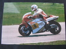 Photo Suzuki RGB500 1987 #8 Koos van Leijen (NED)