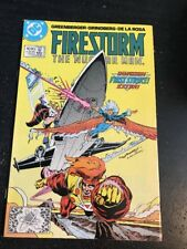 Firestorm The Nuclear Man#80 Incredible Condition 9.0(1988) Grindberg Art!!