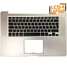 "For A1398 Macbook Pro 2015 Retina 15"" UK Top Case Palmrest & Keyboard B661-02536"