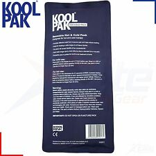 Koolpak Luxury Reusable Hot Cold Pack Gel Ice Heat Pad First Aid Pain Relief