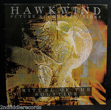 HAWKWIND-FUTURE RECONSTRUCTIONS-Original Issue Psych Rock Double Album-EMERGENCY
