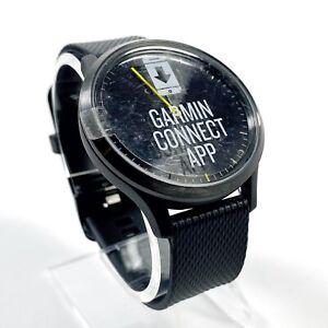 Garmin Vivomove HR Smartwatch Black/Green (No Charger)