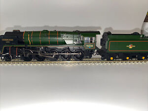 BACHMANN 9F EVENING STAR 92220. OLIVIAS DCC SOUND. FRONT LAMPS. FIREBOX. 32-850A