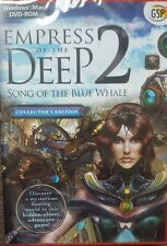 Empress of The Deep 2- Song Of The Blue Whale COLLECTORS EDITION *NEW & SEALED*
