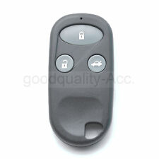 3 Buttons Remote Key Fob Case For Honda Civic CRV Accord Jazz