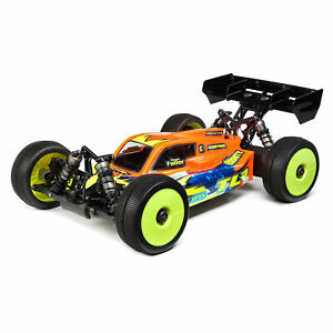 Team Losi Racing 1/8 8IGHT-XE Elite 4 Wheel Drive Electric Buggy Race Kit