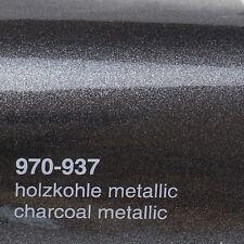 17,09€/m ² 0,5m m x 1 ,52m Oracal 970ra Carbón Metálico Brillo 937 Película Auto