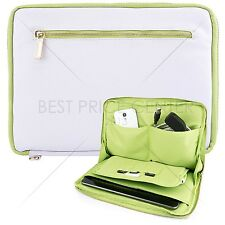"""VanGoddy PU Leather Padded Sleeve Cover Bag For Apple iPad Air 9.7"""" Tablet"""