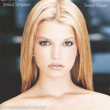 JESSICA SIMPSON - Sweet Kisses (UK 11 Track CD Album)
