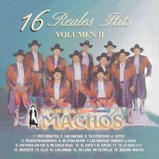Banda Machos : 16 Reales Hits 2 CD