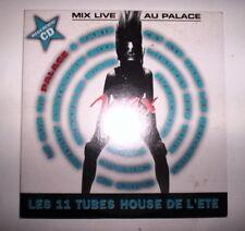 CD PROMO MAX MIX LIVE AU PALACE / 1996 DJ CLAUDE MONNET