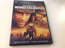 Windtalkers Nicolas Cage Honor Code True EventsDirecotr's Cut War DVD Widescreen