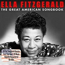 ELLA FITZGERALD - THE GREAT AMERICAN SONGBOOK 2 CD NEUF