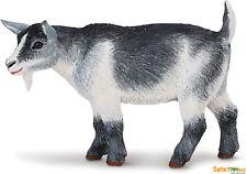 Pygmy Nanny Goat toy replica ~ Safari Ltd #245129 ~ realistic farm animal figure