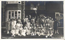 Westgate on Sea. Thanet Lodge August 1925 by The Westgate Studio. Guest House.