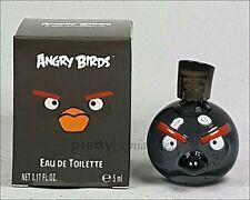 ღ Bomb - Black Bird - Angry Birds - Miniatur EDT 5ml