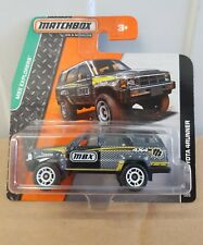 Matchbox 2015 - Toyota 4Runner [Outdoor Sportsman] *12 CARS POSTED FOR $10*