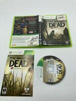 Microsoft Xbox 360 CIB Complete Tested The Walking Dead: A Telltale Games Series