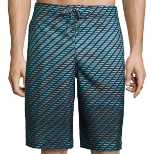 "Nike Grate E-Board Shorts 11"" Size S New Msrp $58.00 Black Multi"