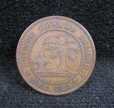 Canada - PEI - 1871 - 1 cent - $0.01 - (10066)