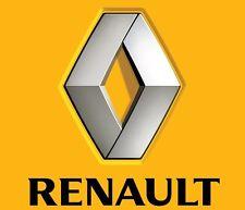 Renault Decode Unlock Code Car CD Radio Player Clio Megane Scenic Laguna Twingo
