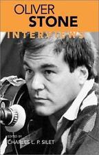 Oliver Stone : Interviews (2001, Paperback) NEW sealed in shrink wrap