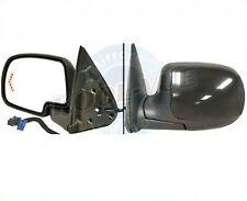 Driver Side KOOL-VUE Mirror Chevrolet Avalanche 2003-06 w/o Memory w/Turn Signal