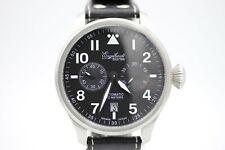 Engelhardt eg-57 2939 automatico reloj hombre negro de fecha