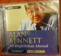 An Englishman Abroad by Alan Bennett - Audio CD NEW SEALED