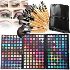 252 Colors Ultimate Eyeshadow Eye Shadow Palette 32Pcs Cosmetic Makeup Brush Set
