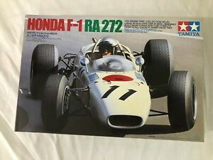 1/20 scale model KIT TAMIYA Honda F-1 RA 272 Grand Prix race car