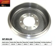 Brake Drum fits 2006-2008 Isuzu i-290 i-370 i-280  BEST BRAKES USA