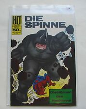 Hit Comics (BSV, Gb.) Nr. 17 (Z1-2) Die Spinne
