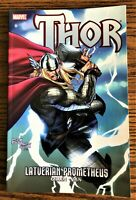 MARVEL THOR LATVERIAN PROMETHEUS TPB NEAR MINT