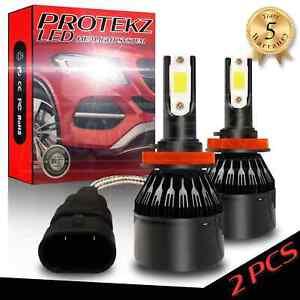 9006 LED Headlight kit Bulbs for 2002-2006 Chevrolet Avalanche 1500 Low Beam