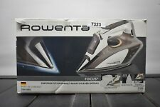 Rowenta DW5080 Focus Steam Iron w/400 Hole Stainless Steel Soleplate - 1700W