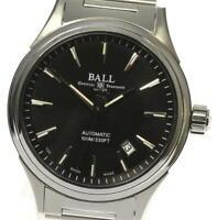 BALLWATCH Stokeman NM2098C Date black Dial Automatic Men's Watch_533067
