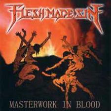 FLESH MADE SIN - Masterwork In Blood MCD (Thrash Hell, 2002) rare Thrash Metal