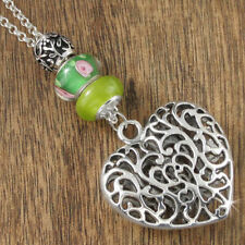 Glass Mixed Themes Fashion Necklaces & Pendants