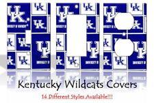 Kentucky Wildcats #2 Light Switch Covers Football NCAA Home Decor Outlet