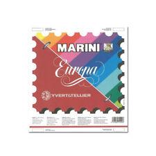 Jeux à bandes Marini France Blocs souvenirs 2014.