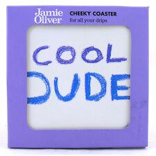 Jamie Oliver Cheeky Mug Cool Dude Coaster
